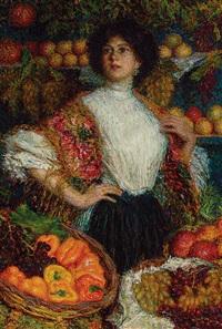 fiore e frutta by enrico della (lionne) leonessa