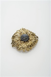 brooch by marianne ostier