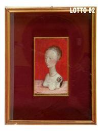 busto di donna by armodio