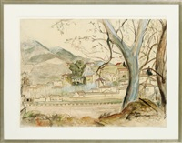 village on a hill by hilde baroness goldschmidt de rothschild