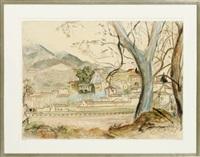 village on a hill by hilde baroness goldschmidt de rothschild