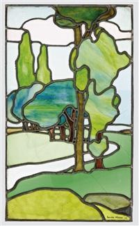 landscape by lucien mette
