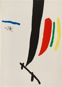 ma de proverbis by joan miró