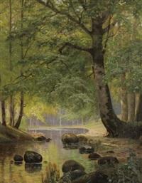 la rivière by viktor pavlovitch baturin