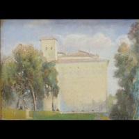 villa borghese by renato javarone