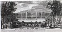 recueil choisi des plus belles vues des palais, des châteaux... de paris by jacques rigaud