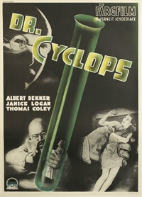 dr. cyclops by gosta aberg