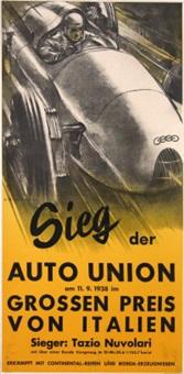 sieg des auto union by victor mundorff