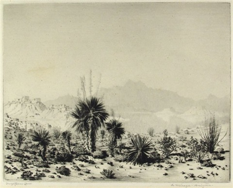 mirage arizona by george elbert burr