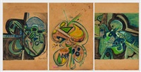 composition (3 works) by miloud labied