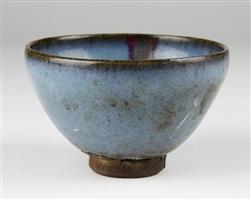 宋/钧瓷碗<br/>a song dynasty jun style porcelain bowl