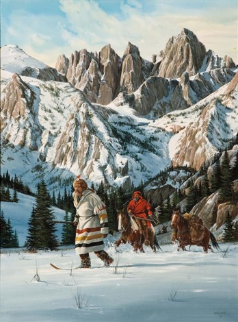 at the timberline by gerry michael metz