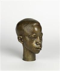 michael (head of a boy) by william ellsworth artis
