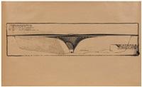 projets de ponts sur l'alzette, luxembourg by paolo soleri