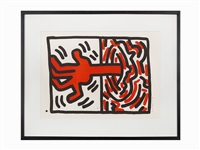 untitled from ludo by keith haring