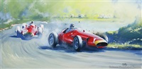fangio's greatest drive by don packwood