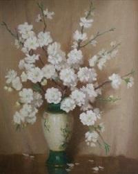spring blossoms by erik (sir) langker