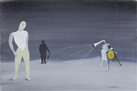 the illusionist by conroy maddox