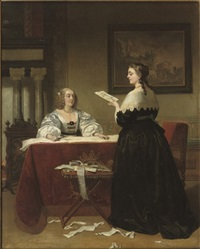 the seamstresses by johann cornelius mertz