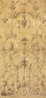 études de grotesques by jean-bernard toro