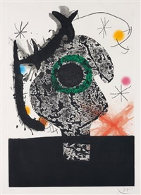 polyphème (cyclops) by joan miró