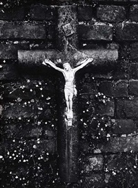 cimetières (book w/ 12 works) by else madelon hooykaas