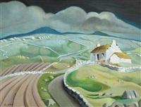 galway landscape by harry epworth allen