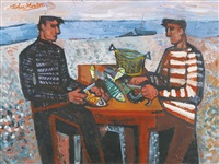 fishermen by john minton