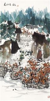 landscape by liu guoqing