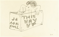this way up (from last eill and testicle) by john lennon