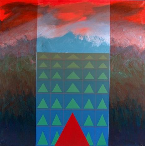 el bosque en llamas la otra geometria by cesar lopez osornio
