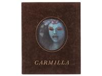 carmilla (bk by joseph-sheridan le fanu w/15 works, folio) by leonor fini