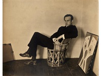 rafael sala, seated by edward weston