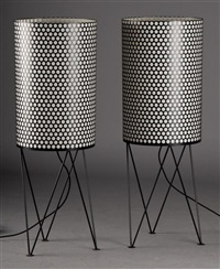 lampade pedrera (pair) by barba corsini