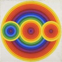 trois cercles chromatiques by joel stein