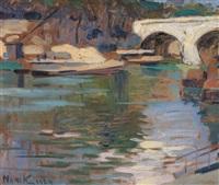 pont-neuf by namik ismail