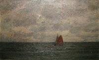 zeegezicht by edgard farasyn