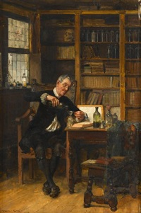 the chemist by walter gay