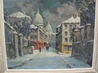 rue morvans by henri stenn