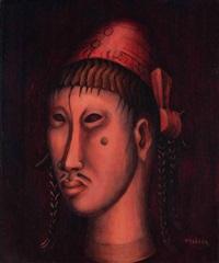 Head of a prince