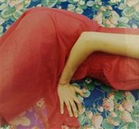 red in recline by deborah paauwe