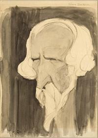 portret konstantego laszczki by tadeusz waskowski