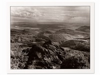 view from oelberg, germany by august sander