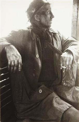 ben james, welsh miner by robert frank