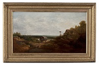 landscape by gainsborough dupont