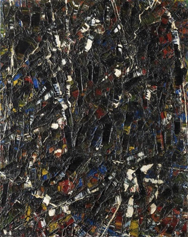 virevolte by jean paul riopelle