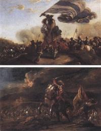 battaglia by pieter (janitzer or il geannizzero) hofmans