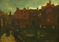 the churchyard by harry goodwin