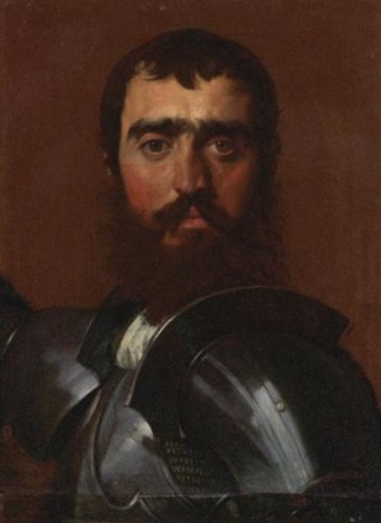 the condottiere by jean auguste dominique ingres