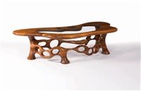 freeform coffee table by craig lauterbach